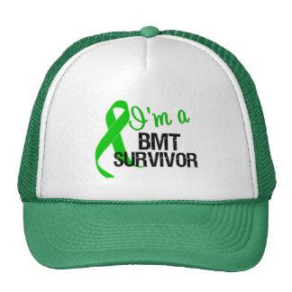 Im a BMT Survivor Ribbon Trucker Hats