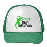 Im a BMT Survivor Ribbon Trucker Hat