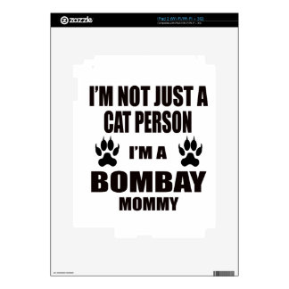 I'm a Bombay Mommy iPad 2 Decals