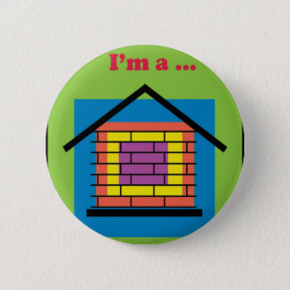 I'm a brick house button