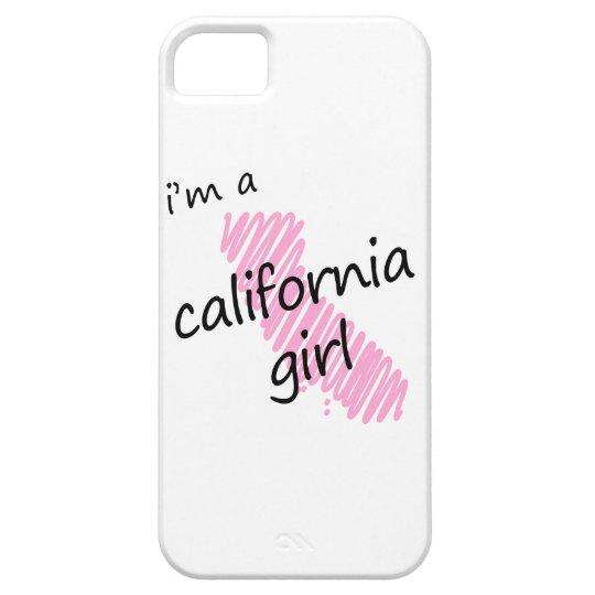 I'm a California Girl iPhone SE/5/5s Case