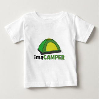 I'm a camper infant t-shirt