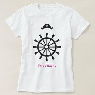 I'm a captain T-Shirt