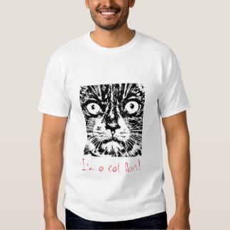 I'm A Cat Lover! Tee Shirt