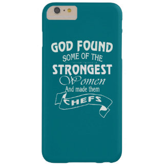I'm A Chef Barely There iPhone 6 Plus Case