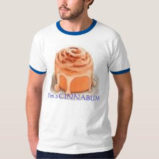 I'm a CINNABUM Tee Shirts