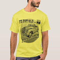 I'm A Classic 60th Birthday Gifts T-Shirt