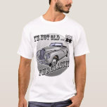 """I'm A Classic 80th Birthday Gifts T-Shirt<br><div class=""""desc"""">One-of-a-kind 75th birthday gifts for everyone that can be personalized for him or her. We offer a wide variety of 75th birthday gifts to help set the theme of the birthday party and to commemorate it for your family member or friend. Check out our t-shirts, sweatshirts, mugs, totes, buttons, magnets...</div>"""