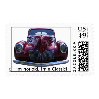I'm a Classic! Stamps