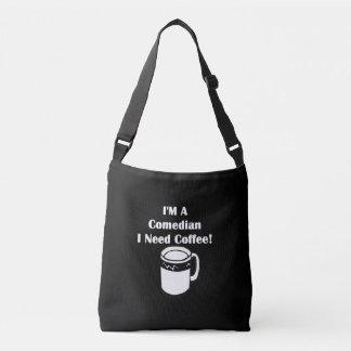 I'M A Comedian, I Need Coffee! Tote Bag