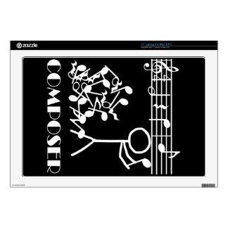 I'm a Composer! Vinyl Device Protection Skin Laptop Skin