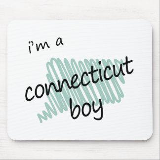 I'm a Connecticut Boy Mouse Pad