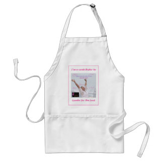 I'm a Contributor to Adult Apron
