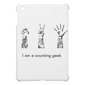 I'm a counting geek iPad mini case