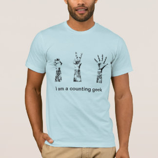 I'm a counting geek T-Shirt