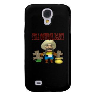 Im A Cowboy Baby Galaxy S4 Case