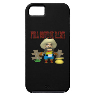 Im A Cowboy Baby iPhone 5 Covers