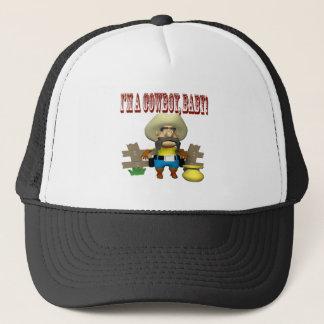 Im A Cowboy Trucker Hat
