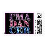 I'm a DANCER Postage Stamps