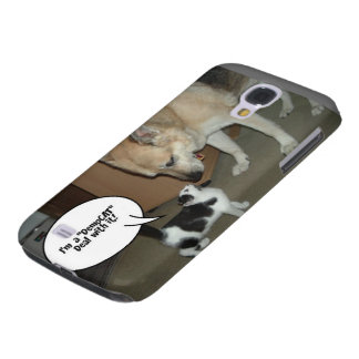 I'm a DemoCAT Deal with It! Galaxy S4 Cases