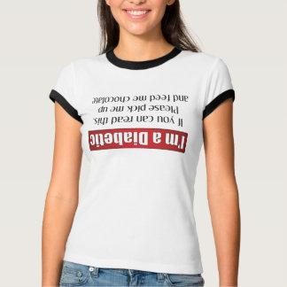 I'm a Diabetic T-Shirt