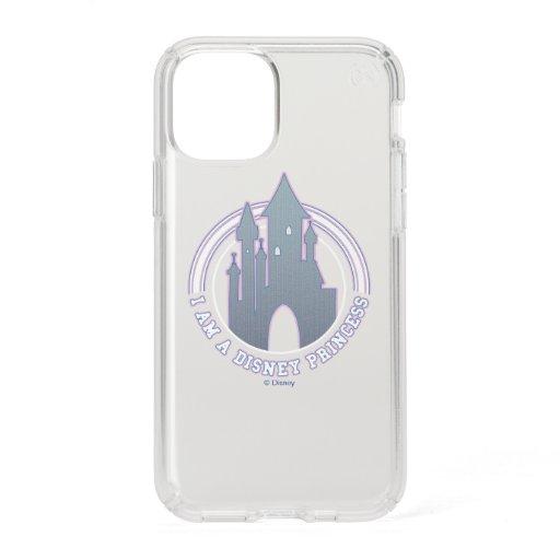 """""""I'm A Disney Princess"""" Castle Graphic Speck iPhone 11 Pro Case"""