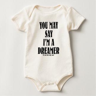 I'm a Dreamer Baby Bodysuit