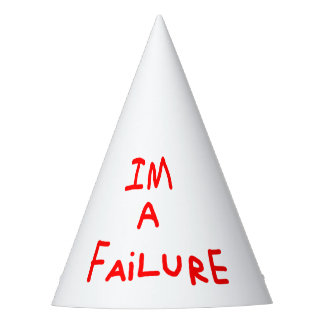 Im A Failure Party Hat