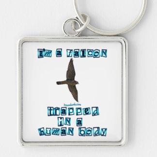 I'm a Falcon Key Chain
