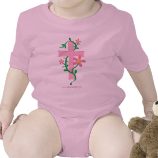 I'm a Fan 'a Anna Pink Cross T-Shirt