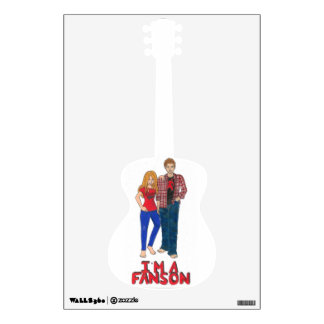 I'm a Fanson Wall Decal