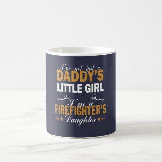 I'M A FIREFIGHTER'S DAUGHTER COFFEE MUG
