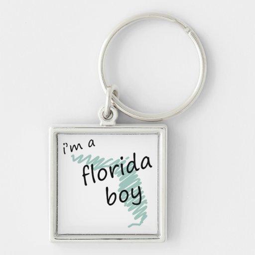 I'm a Florida Boy Key Chain