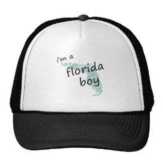 I'm a Florida Boy Trucker Hat