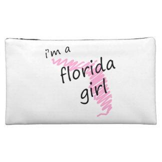 I'm a Florida Girl Makeup Bags