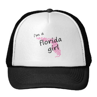 I'm a Florida Girl Trucker Hat