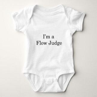 I'm a Flow Judge Baby Bodysuit