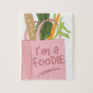 Im A Foodie Jigsaw Puzzle