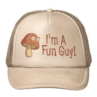I'm A Fun Guy! Mesh Hats