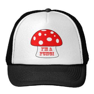 I'm a Fungi Design Trucker Hat