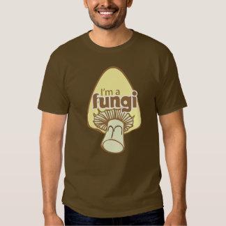 I'm a fungi fun guy t shirt