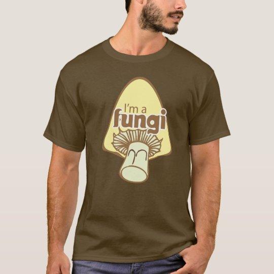 183290d30 I'm a fungi fun guy t shirt   Zazzle.com