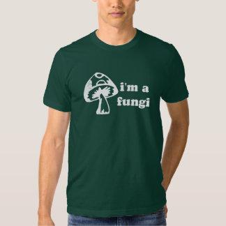 I'm a fungi shirt