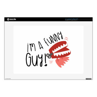 I'm A Funny Guy! Laptop Decal
