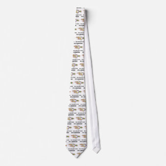 I'm A Geneticist Ergo Genes Are My Memes (DNA) Neck Tie