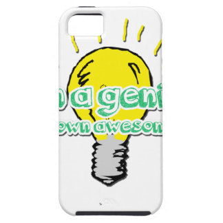 I'm a Genius (In my Own Awesome Way) iPhone 5 Cover
