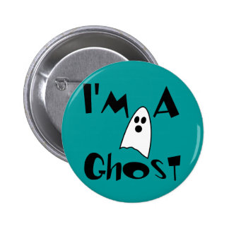 I'm A Ghost Costume Pins