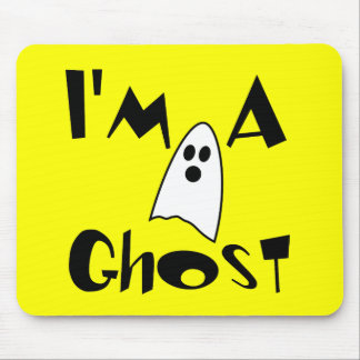 I'm A Ghost Costume Mouse Pad