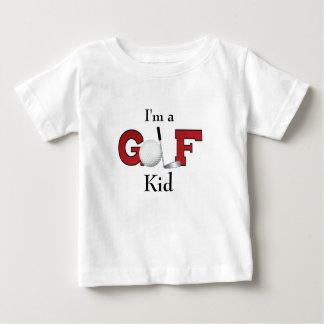 I'm a Golf Kid Tee Shirts