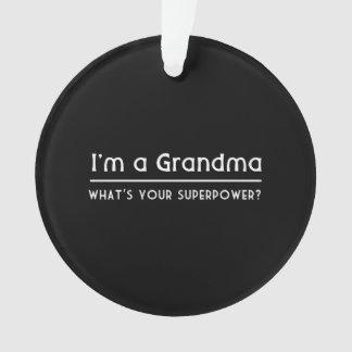 I'm a Grandma